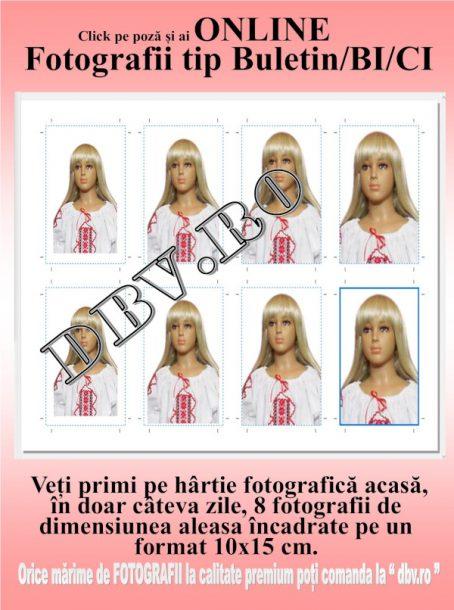 Fotografie Legitimatii Carte/Buletin Identitate, Carnet elev/student 1