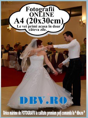 Fotografii A4 sau 20x25cm profesionale