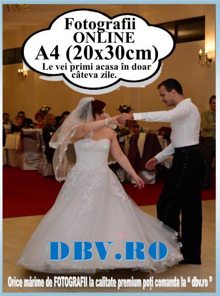 """NUNTA-DANS-MIRI-FOTO-TABLOU-A4-20x30cm-8x10"""""""