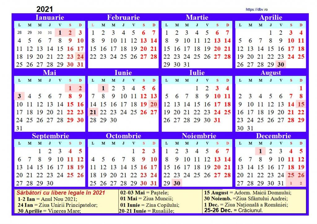 2021-calendar-Romanesc-4-col-cu-libere-legale-descarcabil