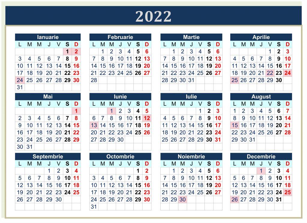 2022-calendar-romanesc-4-col-cu-libere-legale-descarcabil